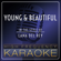 Young and Beautiful (Karaoke Version) [In the Style of Lana Del Rey] - High Frequency Karaoke