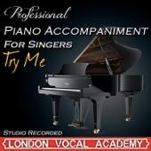 Try Me ('She Loves Me' Piano Accompaniment) [Professional Karaoke Backing Track]