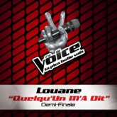 Quelqu'un m'a dit (The Voice 2) - Single