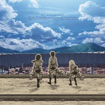 "TV Anime ""Attack on Titan"" (Original Soundtrack) - Hiroyuki Sawano"