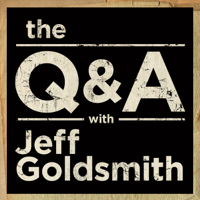 Podcast cover art for The Q&A with Jeff Goldsmith