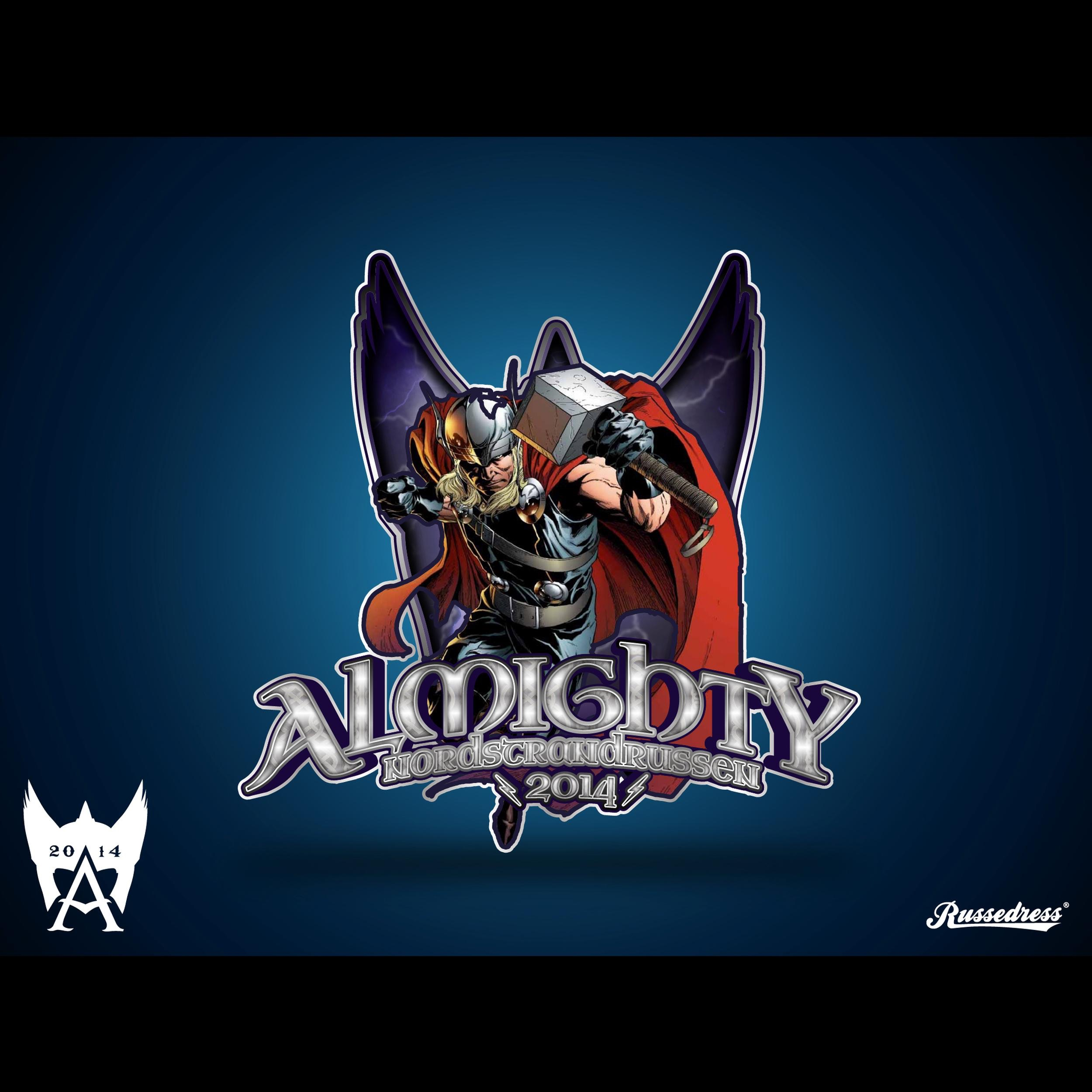 Almighty 2014 - Single