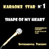 Karaoke T - Shape of My Heart [With Métronome] ilustración