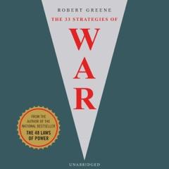 33 Strategies of War (Unabridged)