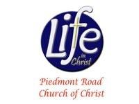 Sermons: Piedmont Road Church of Christ