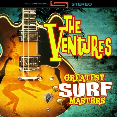 Greatest Surf Masters - The Ventures