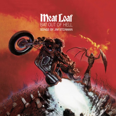Bat Out of Hell - Meat Loaf album