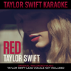 Taylor Swift - Red (Karaoke Version) artwork