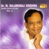 Dr M Balamurali Krishna Swara Raga Sudha Vol 2