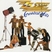 Greatest Hits-ZZ Top