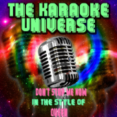 Don't Stop Me Now (Karaoke Version) [In the Style of Queen]
