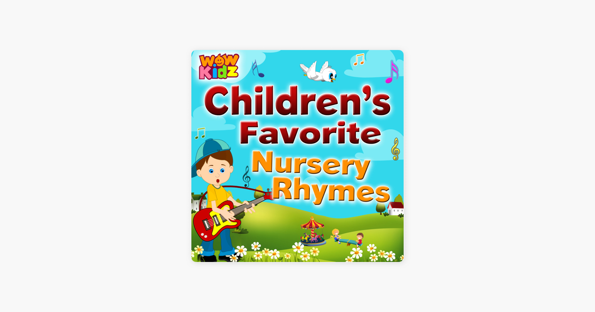 favorite nursery rhymes ten - 1200×630