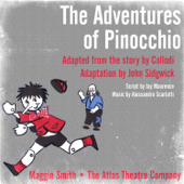 The Adventures of Pinocchio (feat. Geoffrey Bayldon, John Whale, John Wood,              Geoffrey Lewis, Judith Whale & Peggy Butt) - EP