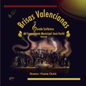 Brisas Valencianas (En directo) - Banda Sinfonica Conservatorio Municipal José Iturbi de Valencia & Vicente Francisco Chuliá Ramiro Cover Art