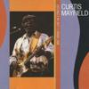 Curtis Mayfield - Live In Concert 1990  artwork