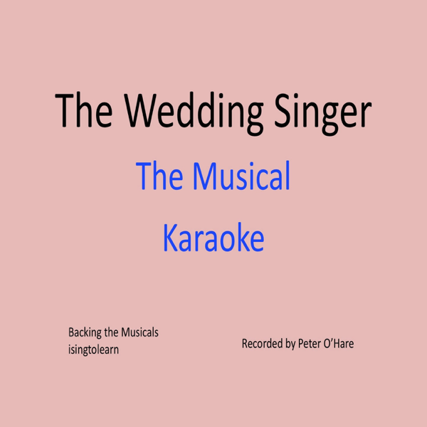 The Wedding Singer Musical Karaoke By Peter O Hare On Le Music