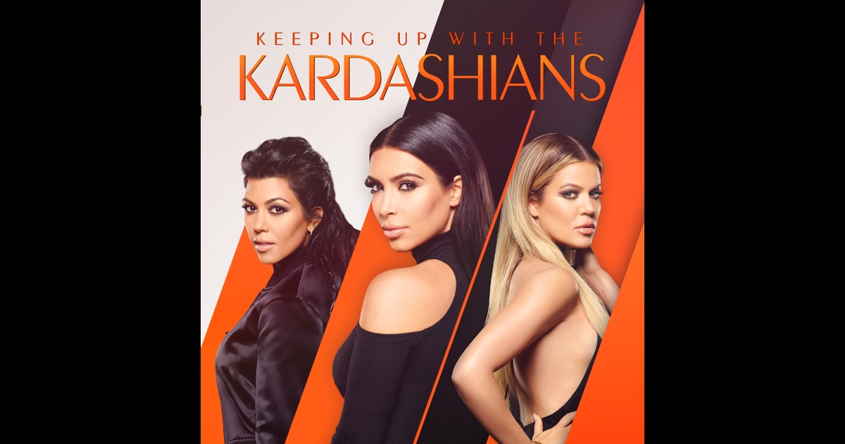 reality tv keeping up with the kardashians As with all reality tv shows, keeping up with the kardashians is a waste of airtime every episode involves stupid, idiotic people engaging in the same petty dramatics that have obviously been written and staged - rather poorly might i add.