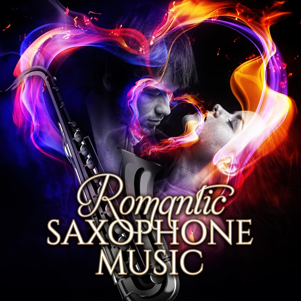 Romantic Saxophone Music: Smooth Jazz Collection