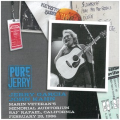 Pure Jerry: Marin Veteran's Memorial Auditorium, San Rafael, California, February 28, 1986