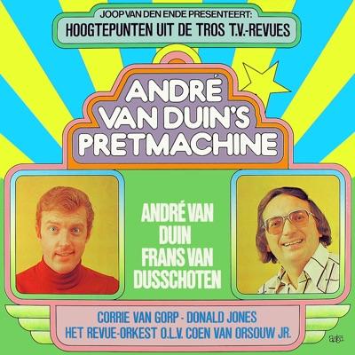 De Pretmachine - Andre van Duin