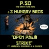 Open Palm Strike (feat. Homeboy Sandman & K. Gaines) - Single, P.SO The Earth Tone King & 2 Hungry Bros