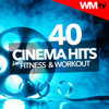 40 Cinema Hits For Fitness & Workout (Unmixed Compilation for Fitness & Workout 125 - 175 Bpm - Ideal for Running, Jogging, Step, Aerobic, CrossFit, Cardio Dance, Gym, Spinning, HIIT, Motivational - 32 Count - Best Movie Remixed Soundtracks) - Various Artists