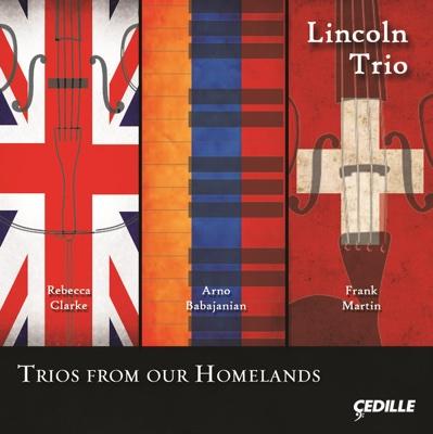 Trios from Our Homelands - Lincoln Trio album