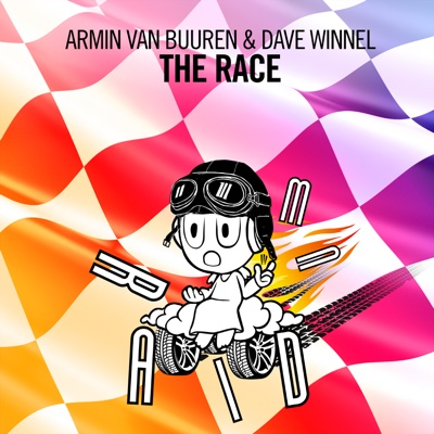 The Race - Single - Armin van Buuren & Dave Winnel album