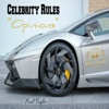 Celebrity Rules: Opinions - Single - Paul Taylor
