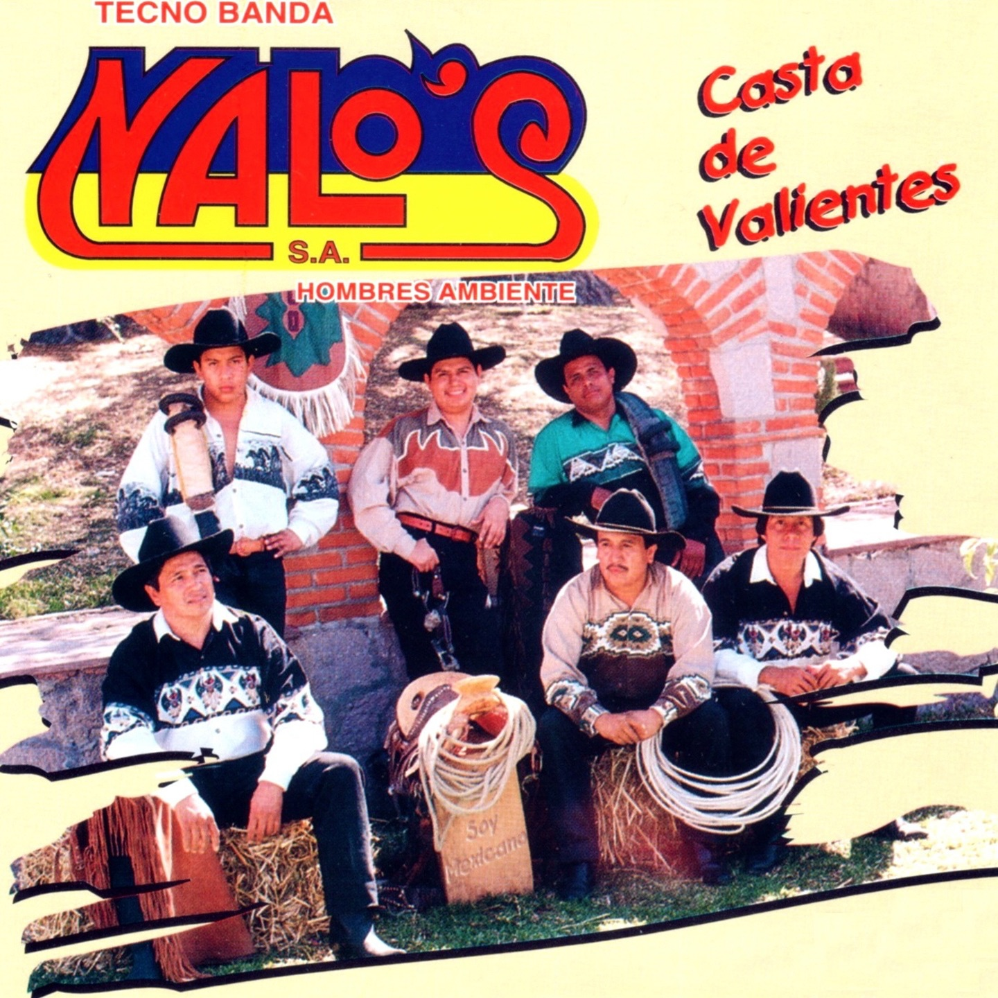 MP3 Songs Online:♫ Palabras de Mujer - Tecno Banda Nalo's Hombres Ambiente album Casta de Valientes. South America,Music,World listen to music online free without downloading.
