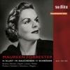 Portrait Maureen Forrester - Maureen Forrester, Hertha Klust, Michael Raucheisen & Felix Schröder