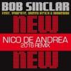 New New New (feat. Vybrate, Queen Ifrica & Makedah) [Nico De Andrea 2016 Remix] - Single, Bob Sinclar