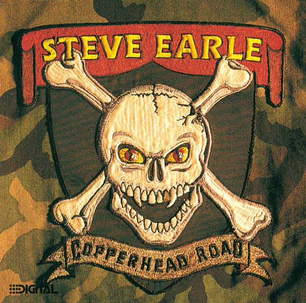 Cover art for Copperhead Road