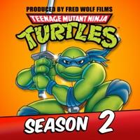 Teenage Mutant Ninja Turtles (Classic Series), Season 2