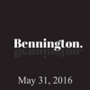 Ron Bennington - Bennington, Doug Stanhope, Maya Rudolph, Martin Short, May 31, 2016  artwork