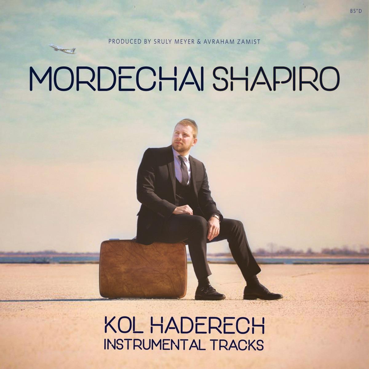 Kol Haderech Instrumental Mordechai Shapiro CD cover