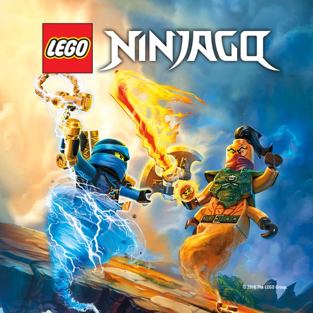 LEGO Ninjago: Masters of Spinjitzu, Season 6 on iTunes