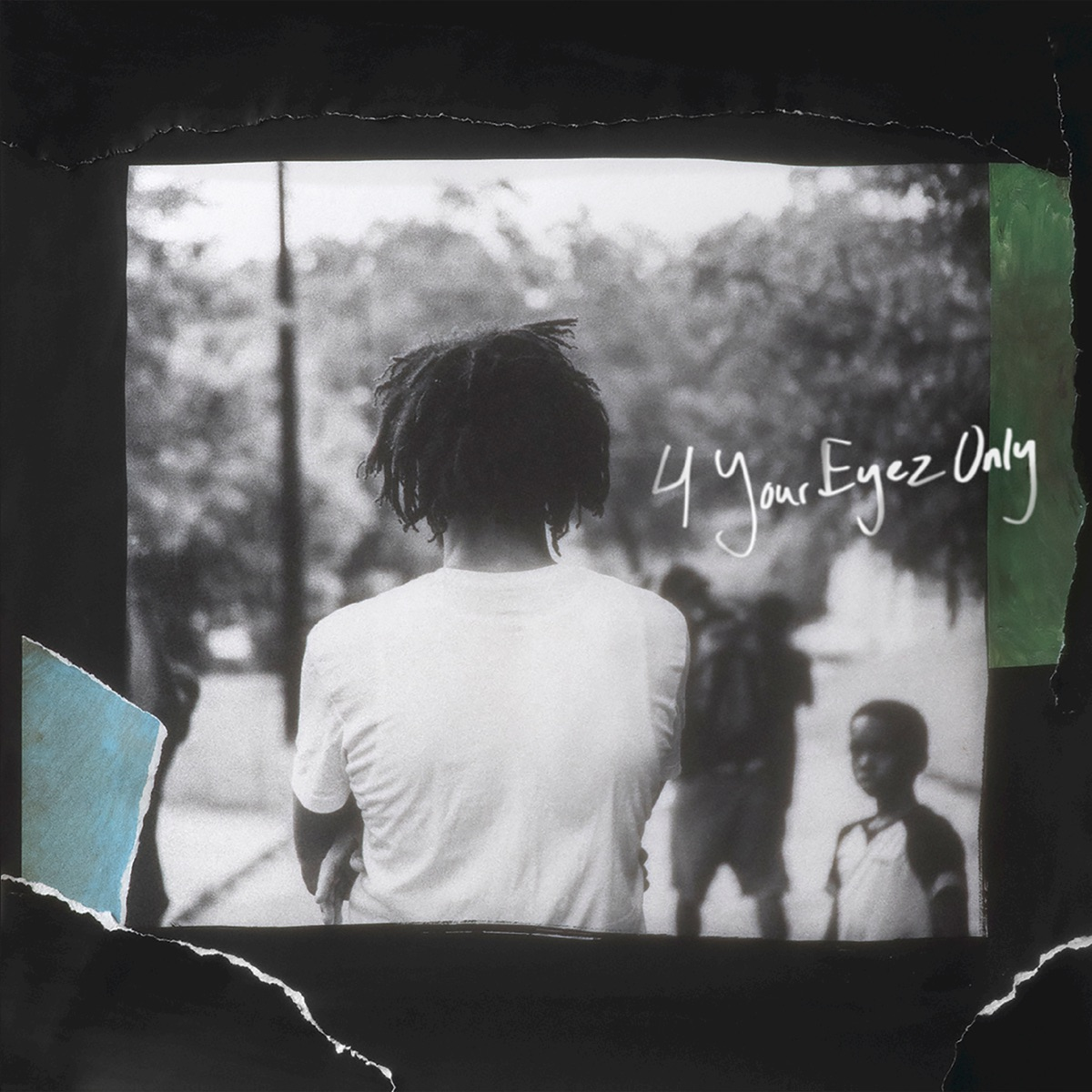 4 Your Eyez Only J Cole CD cover