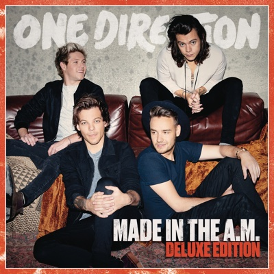 Made In The A.M. (Deluxe Edition) - One Direction album