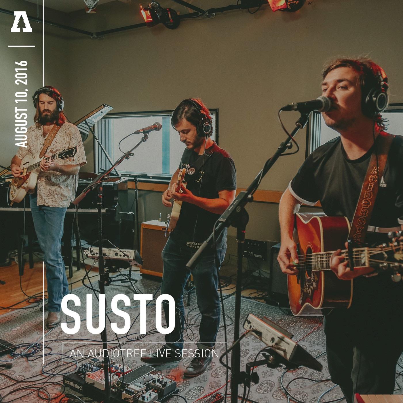 SUSTO on Audiotree Live - EP