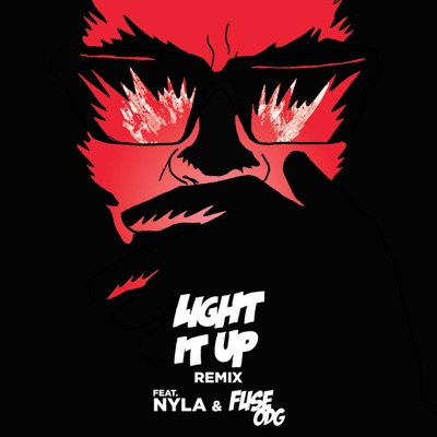 Light It Up (feat. Nyla & Fuse ODG) [Remix] - Single - Major Lazer