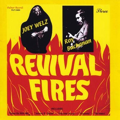 Revival Fires (feat. Roy Buchanan) - Joey Welz