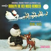 Rudolph The Red Nosed Reindeer (Original Sound Track And Music From)-Burl Ives