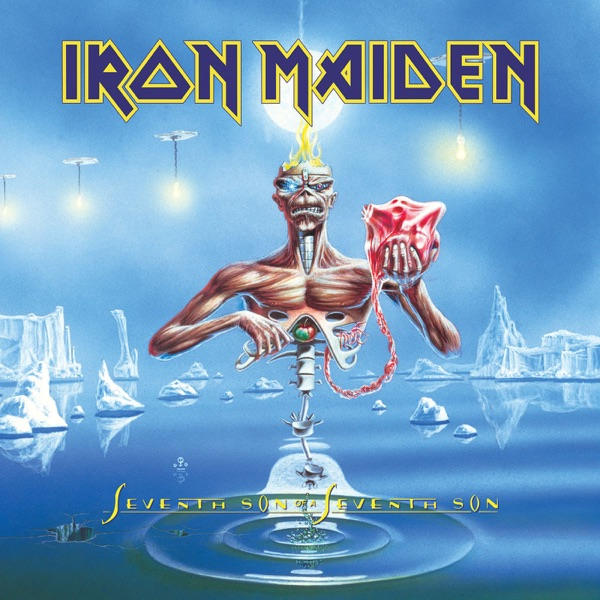 Iron Maiden mit Can I Play With Madness