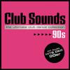 Verschiedene Interpreten - Club Sounds 90s Grafik