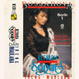 Betharia Sonatha - Bossanova Serie 1 - EP