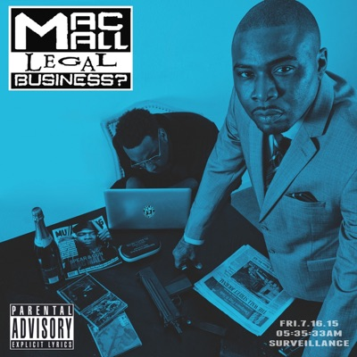 Legal Business ? - Mac Mall