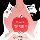 Desire (feat. Nathalie) [Jean Bacarreza Remix] - West.K
