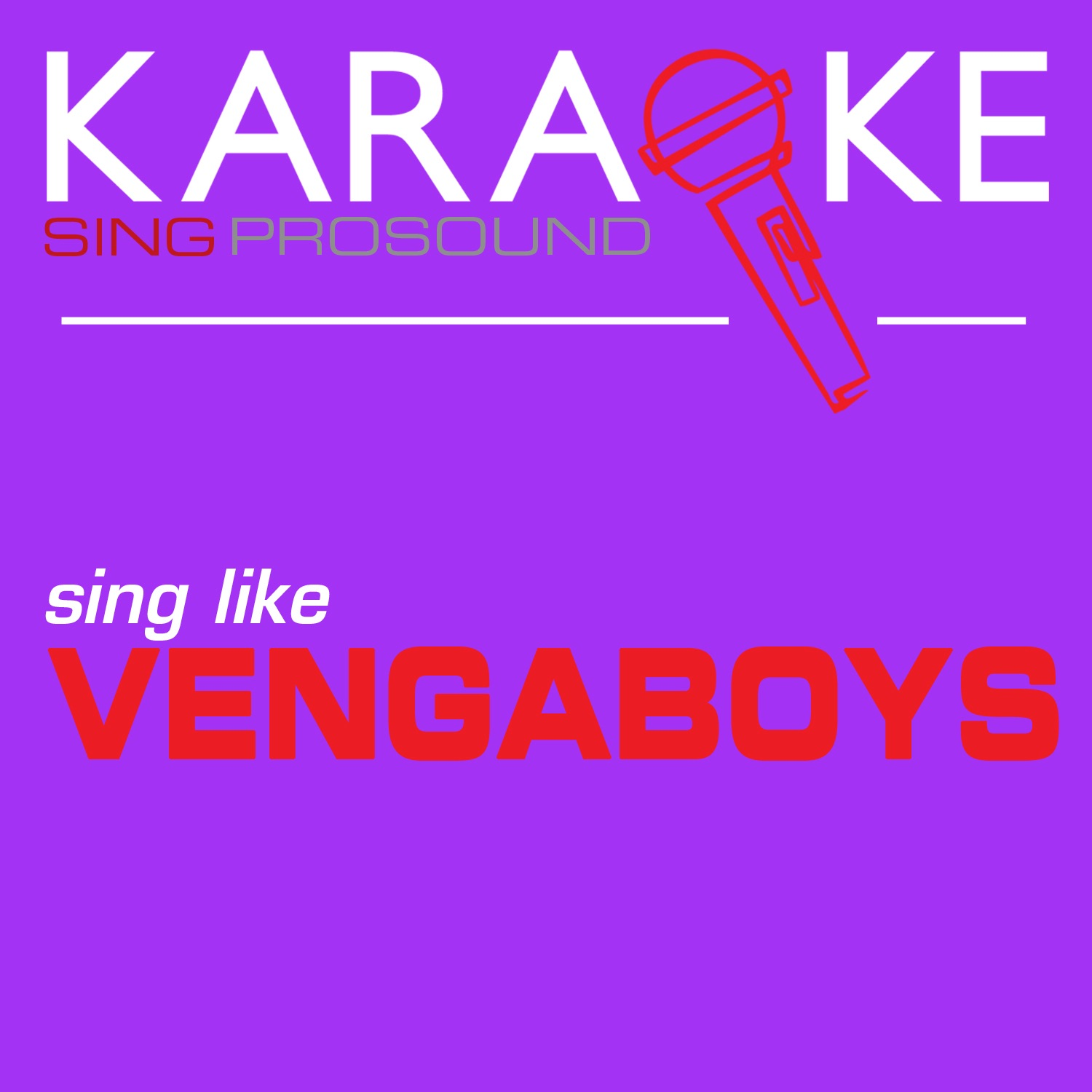 Karaoke in the Style of Vengaboys - EP