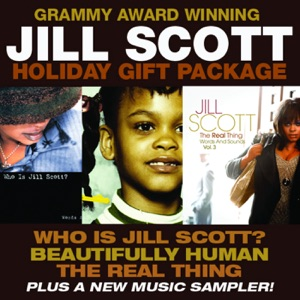 Jill Scott Holiday Gift Package